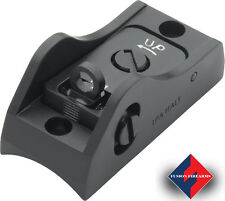 Adjustable Shotgun Rear Sight w/ D4 (Standard Ghost Ring)