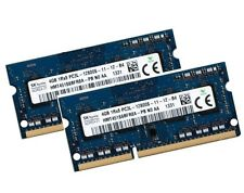 2x 4gb 8gb ddr3 di RAM 1600 MHz Apple iMac Late 2013 14,1 14,2 Hynix 0x80ad ddr3l