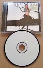 Kylie Minogue Body Language Cd Rare Australia & New Zealand Bonus Track Edition
