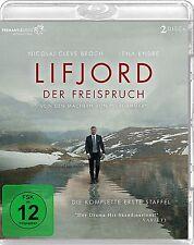 LIFJORD - Der Freispruch: Die komplette erste Staffel (2 Blu-ray)*NEU* Staffel 1