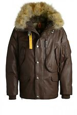 NEW WINTER MEN CLASSIC  PARAJUMPERS JACKET SPECIAL RIGHT HAND LEATHER L