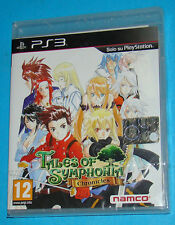 Tales of Symphonia Chronicles - Sony Playstation 3 PS3 - PAL New Nuovo Sealed