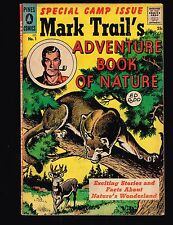 Mark Trail's Adventure Book of Nature #1 ~ Camp Issue / Ed Dodd (5.0) WH