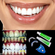 Fast Dental Tooth Teeth Whitening Whitener Gel Device Whitelight System Kit Set