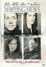 The Shipping News ~ Julianne Moore Kevin Spacey ~ DVD WS ~ FREE Shipping USA