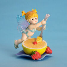 """MY LITTLE KITCHEN FAIRIES / GRAPEFRUIT FAIRIE /RETIRED / """" / NIB"""