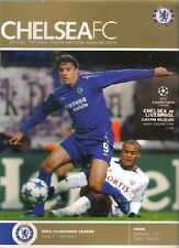CHELSEA v LIVERPOOL 2005-06  CHAMPIONS LEAGUE -