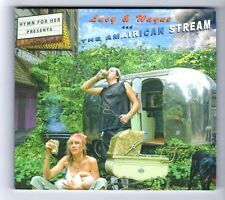(GZ393) Lucy & Wayne & The American Stream, Hymn For Her - 2010 CD