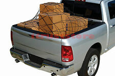 PICKUP TRUCK CARGO NET FULL SIZE BED CHEVROLET SILVERADO FORD RAPTOR F150 F250