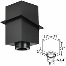 "24"" Square Ceiling Support Box - 5"""