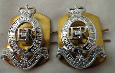 ROYAL HORSE ARTILLERY STAY BRIGHT COLLAR DOGS BADGES - British Army Issue