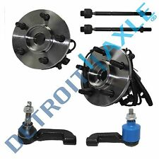 Brand New 6pc Complete Front Suspension Kit for 2002 - 2004 Jeep Liberty ABS