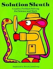 Solution Sleuth (Critical Thinking Series)