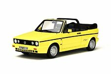 PRE ORDER/PRE-COMMANDE VW GOLF 1 CABRIOLET YOUNG LINE 1/18 Otto OttOmobile OT693