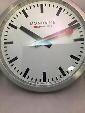 Mondaine Official Railway Wall Clock