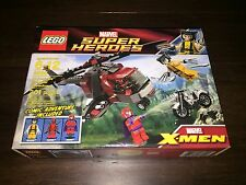 Lego 6866 Lego Wolverine Chopper New Sealed NISB