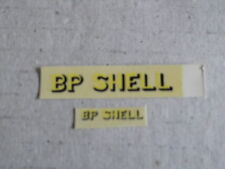 "Dinky 470 ""Shell/BP"" Austin"" Van Decals/Transfers#2"