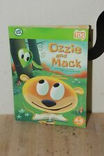 LEAP FROG TAG READERS-OZZIE AND MACK---PAPERBACK-