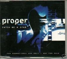 (306F) Proper, Catch Me A Star - 1996 DJ CD