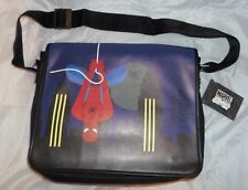 MARVEL SPIDER-MAN Messenger Bag Satchel record Borsa per Laptop NUOVO COMICS