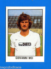 CALCIO FLASH 1981-82 Lampo Figurina-Sticker n. 106 - MEI - CESENA -New