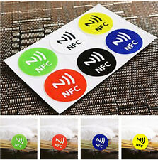 1 PC Waterproof NFC Tag Stickers Rfid Adhesive Label for Samsung iPhone 6 plus