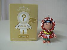 Hallmark Ornament 2011 ALOHA FROSTY Mystery Ornament NEW Frosty Friends Eskimo
