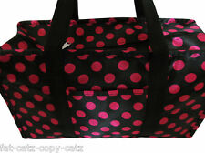 10+ DESIGNS LADIES SILKY WEEKEND HANDBAG HOLDALL OVERNIGHT TRAVEL SHOPPING BAG