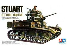 Tamiya WWII U.S. M3 General Stuart Light Tank model kit 1/35