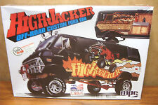 MPC HIGHJACKER OFF-ROAD CUSTOM FORD VAN 1/20 SCALE MODEL KIT