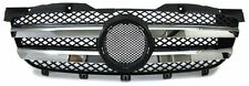 Chrome black grille front grill radiator grill for Mercedes Sprinter W906 fr 06
