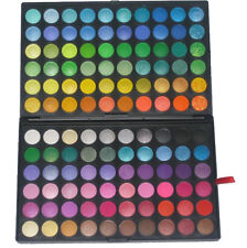 120 Colores Paleta Sombra de Ojos Make Up Set Kit