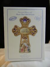 Precious Moments LED Musical Cross 151101 NIB