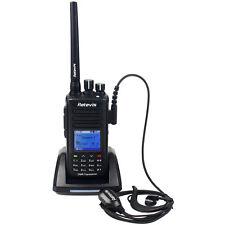 Retevis RT8 UHF Digital DMR IP67 Wasserdicht 1000CH Dual Band Hand-Funkgerät DE