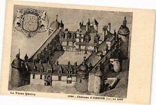 CPA  Le Vieux Quercy - Cháteau d'Assier (Lot) en 1650   (223366)