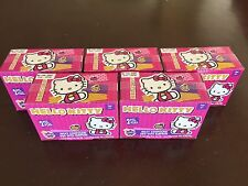 5 New Sealed Boxes (10Eggs) Hello Kitty Chocolate Surprise Kinder Eggs Style Toy
