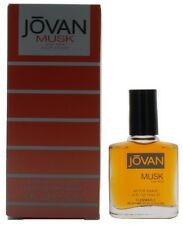 Musk by Jovan for Men Mini Aftershave Cologne 0.5 oz. New in Box