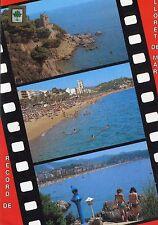 Alte Postkarte - Record de Lloret de Mar