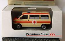 VW T4 KRANKENWAGEN DEUTSCHES ROTES KREUZ BJ 1990 2003 PREMIUM CLASSIXXS 13256