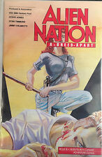 Alien Nation A Breed Apart #4 NM- 1st Print Free UK P&P Adventure Comics