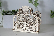 UGears Theater Mechanical 3D Puzzle Construction Kit Model