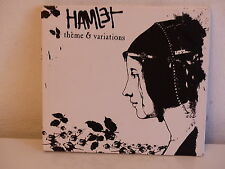 CD ALBUM HAMLET Theme & variations id12