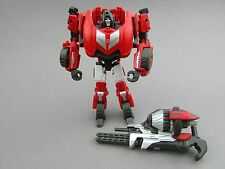 Transformers Fall of Cybertron SIDESWIPE Complete Deluxe Generations FOC Hasbro