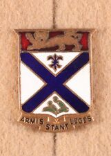 Army DI pin - 169th Infantry Regiment - pb, German made