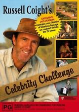 RUSSELL COIGHT'S CELEBRITY CHALLENGE region 4 DVD VERY GOOD