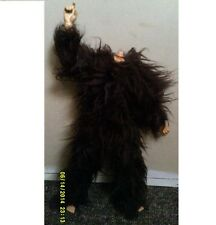 "Fur Monster Suit for 1/6 scale 12"" Action Figure Man.Sideshow BBI Dragon"