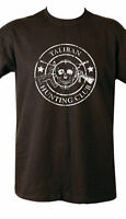 TALIBAN HUNTING CLUB T-SHIRT - VARIOUS SIZES - NEW - BLACK AND WHITE - COTTON