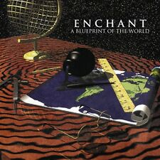 ENCHANT - A BLUEPRINT OF THE WORLD (2VINYL+CD)  VINYL LP + CD NEU