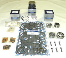 WSM Outboard Mercury 70-90 Hp 3.375 Bore 3 Cyl Top Guided Rebuild Kit 815965A4
