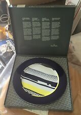 Roy Lichtenstein Rosenthal plate in original box Make offer!